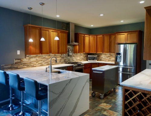 Looking for a Kitchen Countertop? Come to The Showroom Interior Solutions!