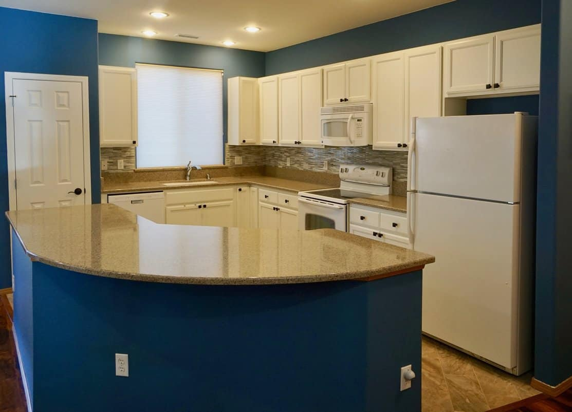 Olympia Remodel - Kitchen